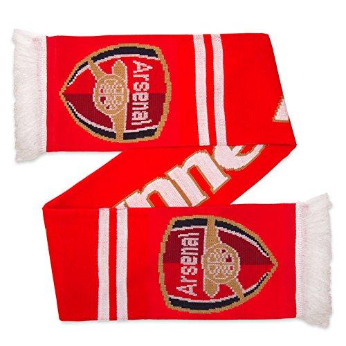 Arsenal FC London Schal Fanschal Scarf Shawl Premier League Fussball Fanartikel