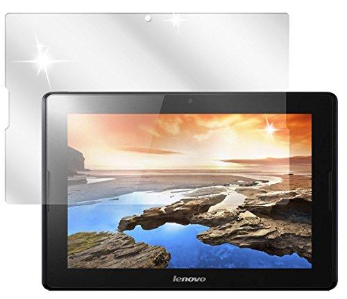 dipos I 2X Schutzfolie klar kompatibel mit Lenovo A10-70 Folie Bildschirmschutzfolie