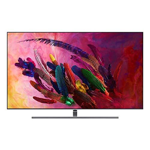 "TV QLED Samsung 75"" 75Q7FN UHD 4K Smart, Tela de Pontos Quânticos, Modo Ambiente, HDR 1500, Design 360º de Borda Infinita, 4 HDMI, 3 USB."