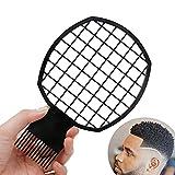 Afro Hair Twist Comb for Black Men Dreadlocks
