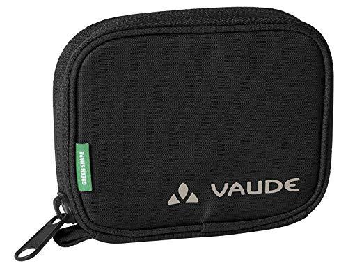 VAUDE Wallet S Reisezubehör-Brieftasche, Black, Einheitsgröße