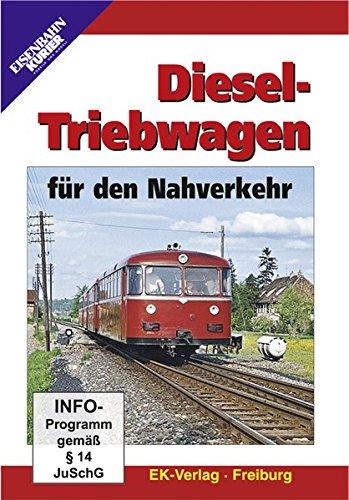Diesel-Triebwagen für den Nahverkehr