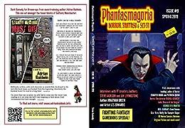 Phantasmagoria Magazine Issue 9 by [Trevor Kennedy]