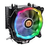 Thermaltake CL-P065-AL12SW-A UX 200 Air Cooler PWM/Ventiladores de CPU...