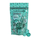 Bath Beads with Essential Oils – Alternative to Bath Salts for Relaxing – Moroccan Mint Scented Bath Pearls