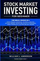 Stock Market Investing for Beginner: The Bible 6 books in 1: Stock Trading Strategies, Technical Analysis, Options Trading, Pricing and Volatility Strategies, Swing Trading with Options and Day Trading