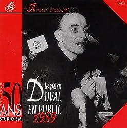 Père Duval en Public CD