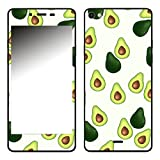 DISAGU SF-106283_1121 Design Folie für Wiko Highway Pure - Motiv Avocados Muster