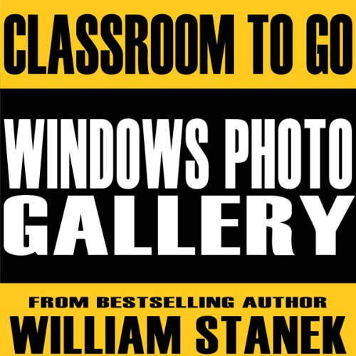 Windows Photo Gallery Classroom-To-Go audiobook cover art