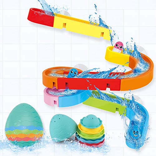 Dwi Dowellin Bath Toys for Toddlers DIY Water...