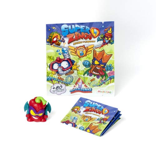 SuperZings PSZ5D850IN00 Series 5 - Pack: Amazon.es: Juguetes y juegos