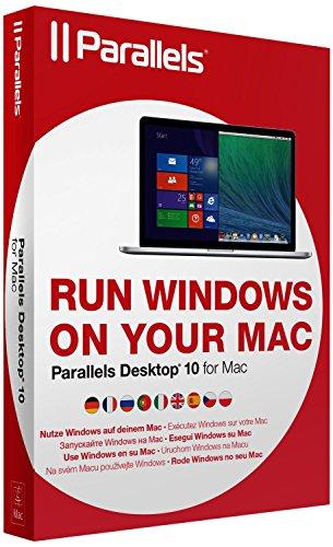Preisvergleich Produktbild Parallels Desktop 10 für Mac
