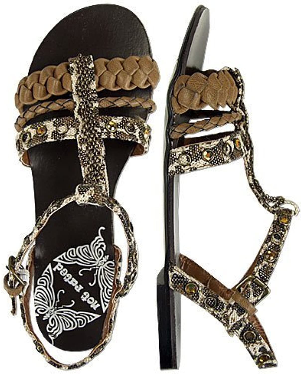 Not Rated Women's Spring To It Ankle-Strap Sandal