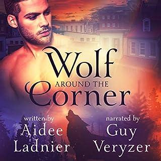 Wolf Around the Corner audiobook cover art
