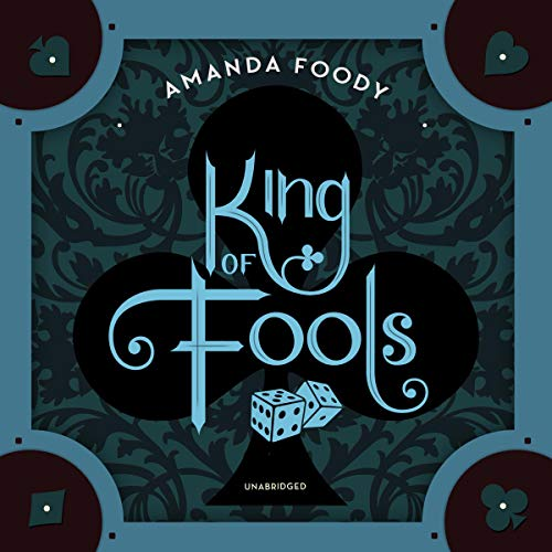 King of Fools audiobook cover art