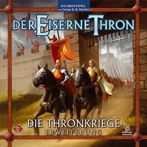 Asmodee HEI0VA06 - Eiserne Thron  Thronkriege ErWeißerung
