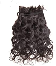Brazilian Body Wave Crochet Braids Human Hair Extention Natural Color 1 Bundle