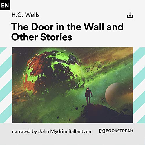 The Door in the Wall and Other Stories audiobook cover art