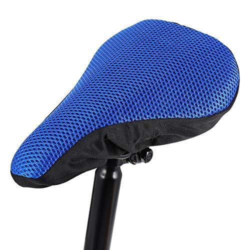 Aboofan, coprisella traspirante in rete 3D per bici, coprisedili, coprisedili, accessori per bici