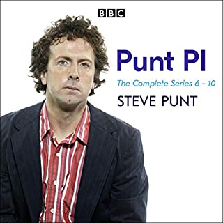 Punt PI: Series 6-10 cover art