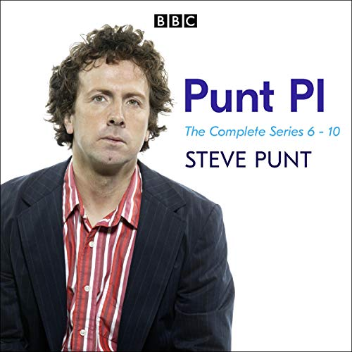 Punt PI: Series 6-10 audiobook cover art
