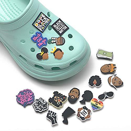 50pcs Hot Cartoon PVC Shoe Charms Buckle Decoration Action Figure Jibtz for Croc
