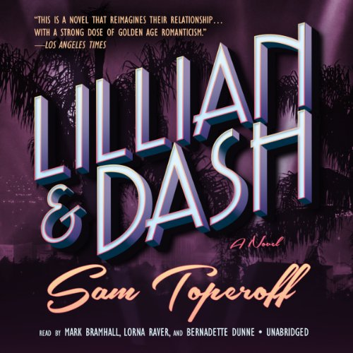 Lillian and Dash audiobook cover art