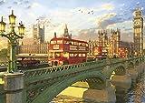 Educa Borrás - Puzzle Puente de Westminster, 2000 Piezas, Color (16777.0)