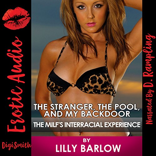 The Stranger, the Pool, and My Backdoor audiobook cover art