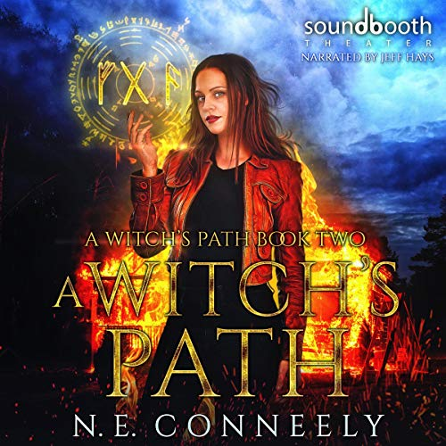 A Witch's Path audiobook cover art