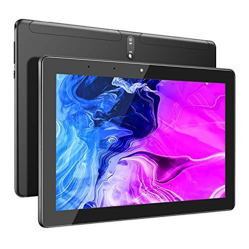 AEEZO タブレット 10インチ Android10.0 1080P 1920x1200 RAM3GB ROM32GB IPSディスプレイ 6000mAh Bluetooth WiFi タブレット保護カバー