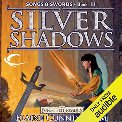 Silver Shadows cover art