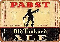 Old Tankard Ale ティンサイン ポスター ン サイン プレート ブリキ看板 ホーム バーために