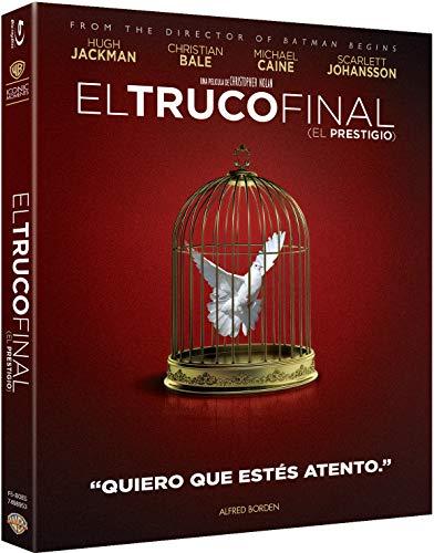El Truco Final Blu-Ray - Iconic [Blu-ray]