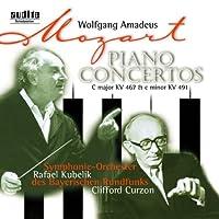 Curzon Kubelik: Mozart Piano Concertos by WOLFGANG AMADEUS MOZART (2000-07-25)