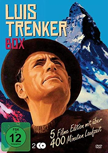 Luis Trenker Film Collection Box [5 Filme]