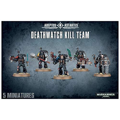Games Workshop 99120109001 Warhammer 40.000 - Figura de acción del Equipo de Muerte