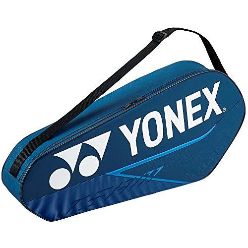 YONEX 42023 Schlägertasche Team 3, dunkelblau