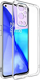 MARGOUN for OnePlus 9 Pro Case Cover (6.7 inch) Clear 2021, Slim Thin Flexible TPU Anti-Scratch Gel Rubber Protective Case