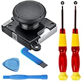 3D Replacement Joystick Left and Right Analog Joysticks Replacement for Joy-Con Controller Analog Stick Accessories