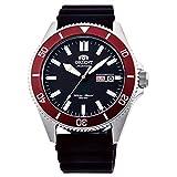 Orient Reloj Analógico para Hombre de Automático con Correa en Caucho RA-AA0011B19B