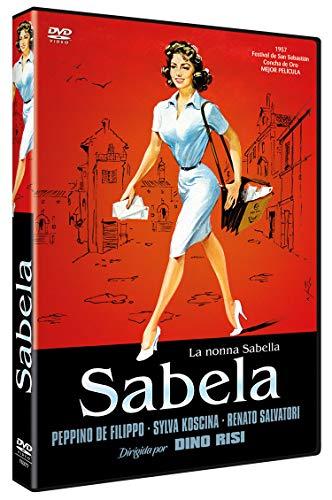 Sabela DVD 1957 La nonna Sabella