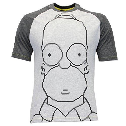 Simpsons - Pijama para hombre - Los Simpsons X Large