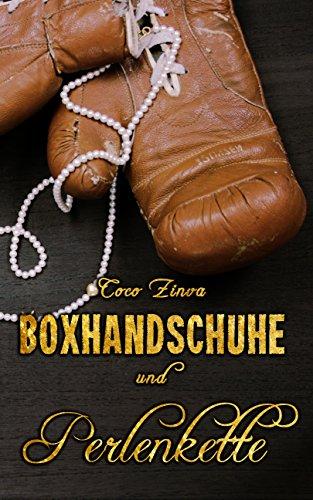 Boxhandschuhe und Perlenkette