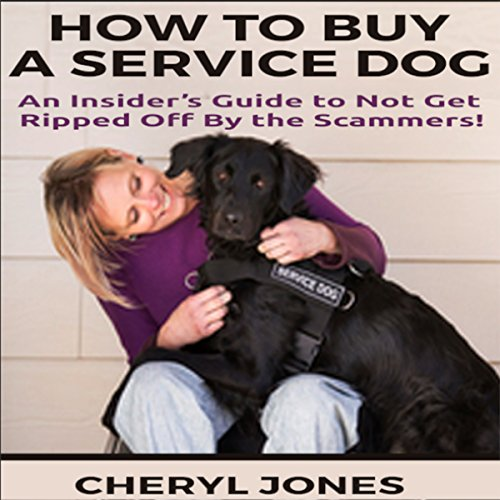 How to Buy a Service Dog audiobook cover art