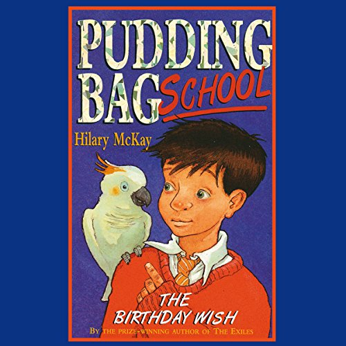 Pudding Bag School audiobook cover art