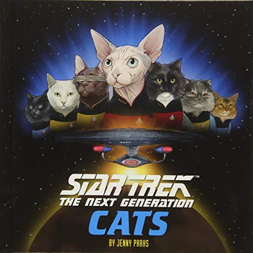 Abrams & Chronicle Books Trek: The Next Generation Cats: (star Trek Book, Book about Cats) (Abrams & Chronicle Books Trek Cats), 67626, mehrfarbig