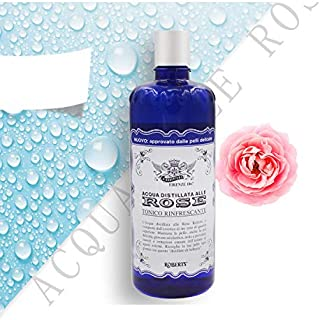 Acqua Distillata Alle Organic Rose Water, Moisturizing Skin And Soothing Skin, 300 ml - coolthings.us