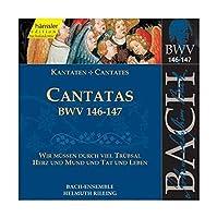 CANTATAS BWV146,147