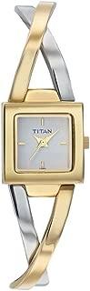 Titan Workwear Women's Contemporary Bracelet Watch - Quartz, Water Resistant